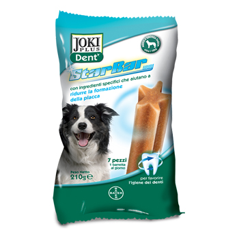 BAYER JOKI PLUS STAR BAR TAGLIA MEDIA 210 GR
