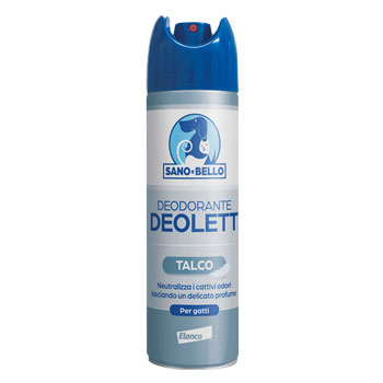 BAYER DEODORANTE CAT DEOLETT 200 ML
