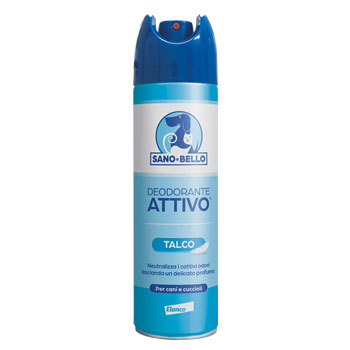 BAYER DEODORANTE ATTIVO - 250 ml