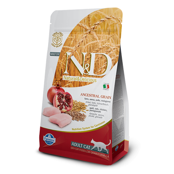 N&D ANC CAT ADULT POLLO  300GR
