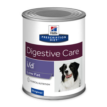 HILL'S DOG DIET I/D LOW FAT 360 GR