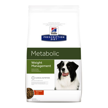HILL'S DIET CANINE METABOLIC 12 KG