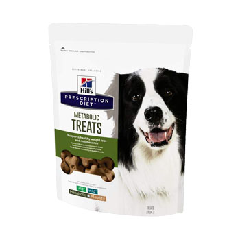 HILL'S DOG METABOLIC SNACK 220 GR