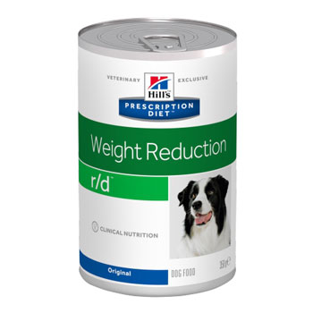 HILL'S DIET CANINE R/D 350 gr - Lattina