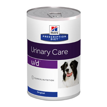 HILL'S DIET CANINE U/D 370 gr - Lattina