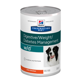 HILL'S DIET CANINE W/D 370 gr - Lattina