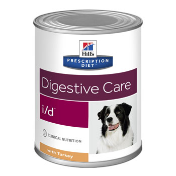 HILL'S DIET CANINE I/D 360 gr - Lattina