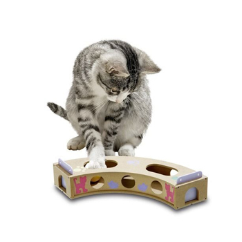 KARLIE SMART CAT ACTIVITY CURVA 6x10x42 CM