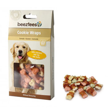 SNACKS COOKIE WRAPS  100GR