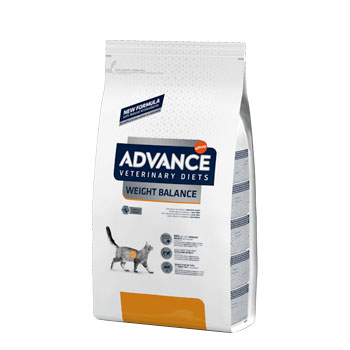 Advance Diet Cat WEIGHT BALANCE 1,5KG