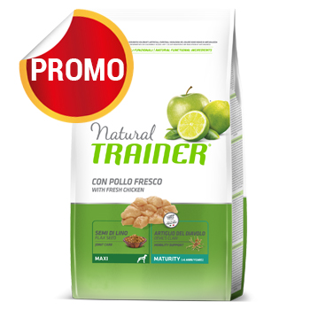 NATURAL TRAINER MAXI MATURITY 12 KG