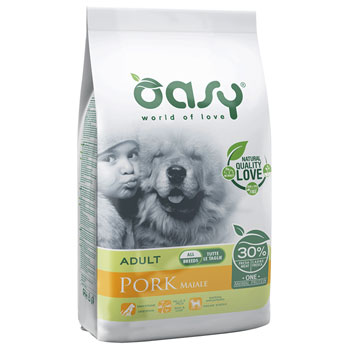 OASY DRY DOG ADULT MAIALE 2,5 KG