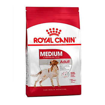ROYAL CANIN DOG MEDIUM ADULT 4 KG