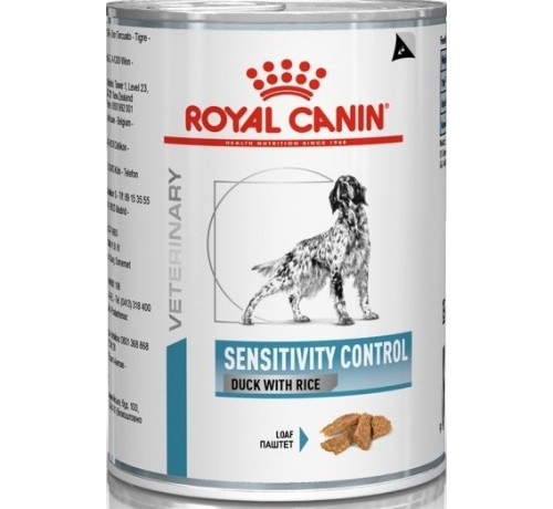 ROYAL CANIN DOG SENSITIVITY ANATRA - 420 GR