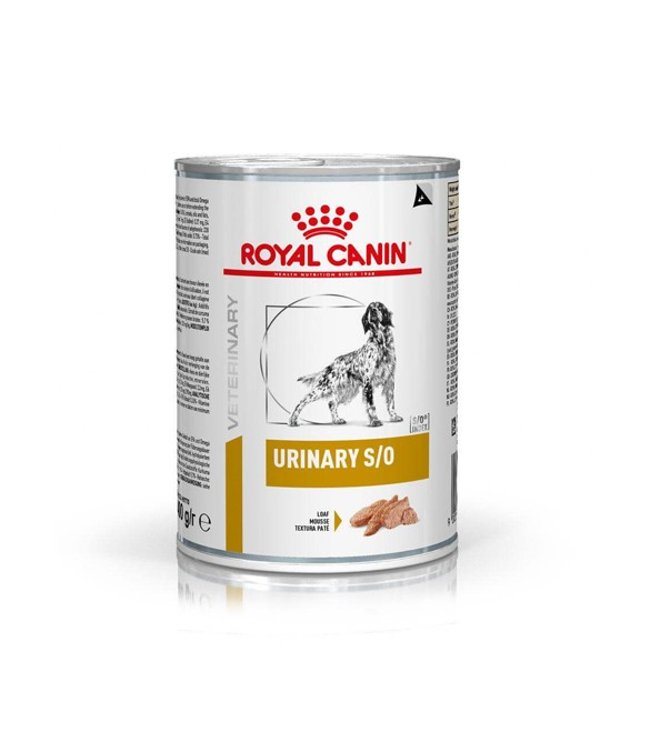 ROYAL CANIN DOG URINARY S/O 410 GR