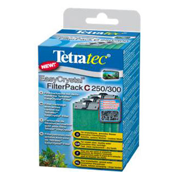 TETRATEC FILTER PACK CON CARBONE