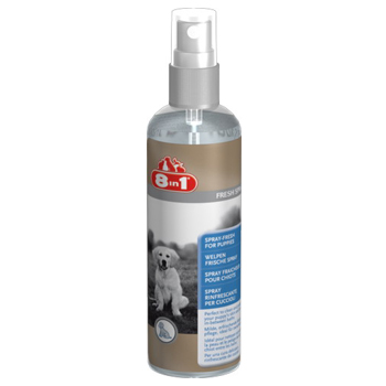 8in1 Spray Rinfrescante per Cuccioli 115 ml