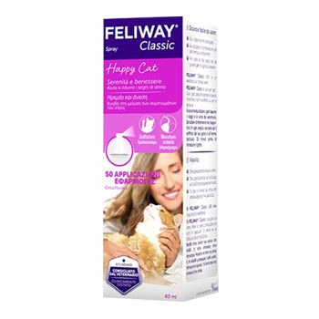 CEVA-VETEM FELIWAY SPRAY 60 ML